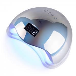 LED+UV Лампа SUN 5 Mirror  48W (зеркальная)