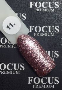 Гель лак Focus Titan Premium, 8 мл №11