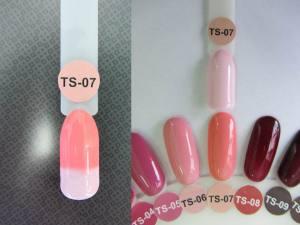 Термо гель-лак Nice 8мл TS07