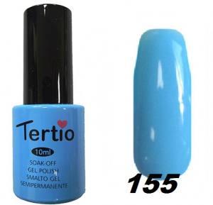 Гель-лак Tertio Темно-голубой №155 10 мл