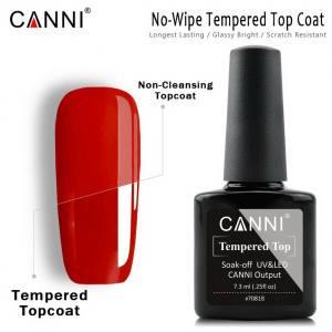 Усиленное верхнее покрытие для гель-лака CANNI 8мл без липкого слоя