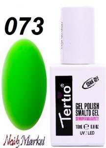 Гель-лак Tertio Classico 18мл №73 молодая зелень