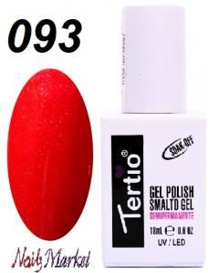 Гель-лак Tertio Classico 18мл №93 малиновый с шиммером