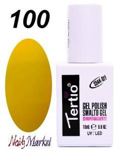 Гель-лак Tertio Classico 18мл №100 темный желтый