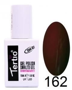 Гель-лак Tertio Classico 18мл №162 вишнево-шоколадный