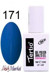 Гель-лак Tertio Classico 18мл №171 сине-сиреневый