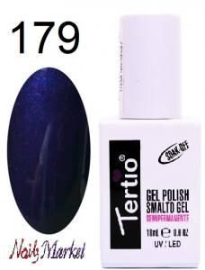 Гель-лак Tertio Classico 18мл №179 фиолетовый микроблеск