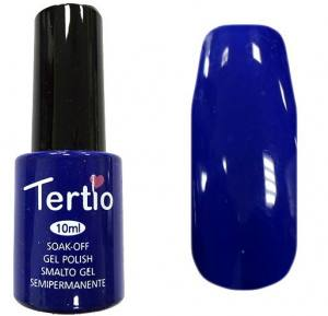 Гель-лак Tertio №82 лазурная эмаль 10мл