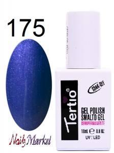 Гель-лак Tertio Classico 18мл №176 фиолетовый мультицвет