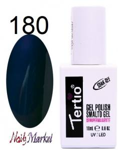 Гель-лак Tertio Classico 18мл №180 чернильный