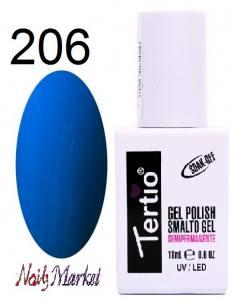 Гель-лак Tertio Classico 18мл №206