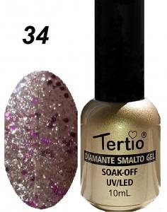 Гель-лак Tertio Diamante 10мл №34