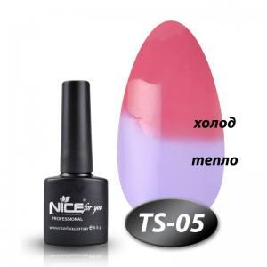 Термо гель-лак Nice 8мл TS05