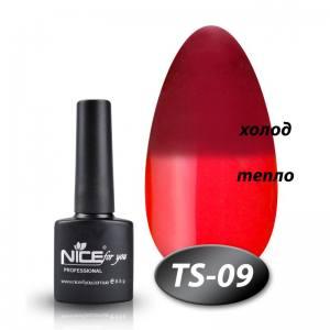 Термо гель-лак Nice 8мл TS09