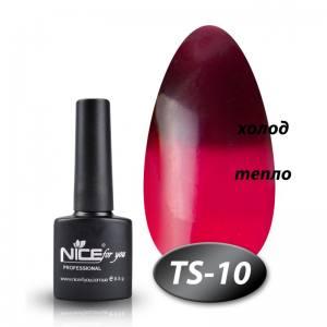Термо гель-лак Nice 8мл TS10