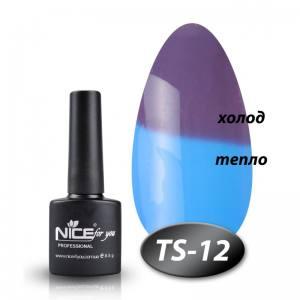Термо гель-лак Nice 8мл TS12