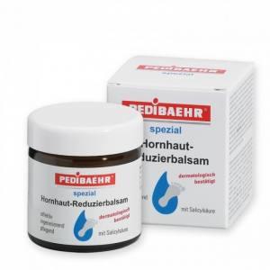 Регенерирующий бальзам с салициловой кислотой (Hornhaut-Reduzierbalsam) PEDIBAEHR 60мл