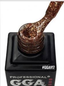 Гель лак GGA Vegas 10мл №17