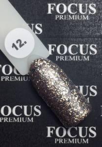 Гель лак Focus Titan Premium, 8 мл №12