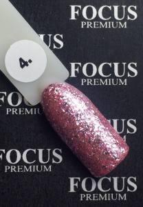 Гель лак Focus Titan Premium, 8 мл №4