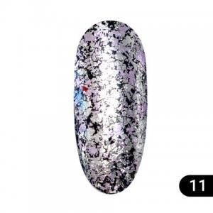 Втирка для ногтей Global Fashion Diamond foil 11