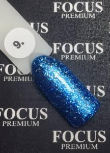 Гель лак Focus Titan Premium, 8 мл №9