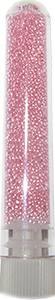 Хрустальный Бисер 28 Розовый светлый