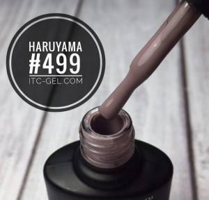 Гель-лак Haruyama Классика №499, сиреневато-розоватый, 8 мл