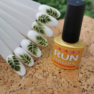 База для дизайнов Run Drops, Yo!Nails, 8 мл