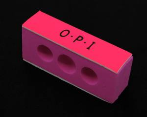 Баф брусок полировочный  2-х сторонний OPI