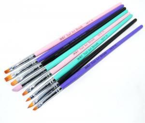 Набор кистей YRE 8шт цветная ручка NKCF-01