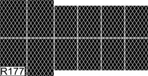 Слайдер водный на прозрачной пленке R177