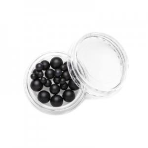 TNL, Жемчуг mix №01 - черный