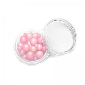 TNL, Жемчуг mix №11 - розовый