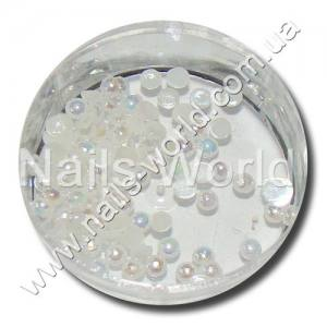 Жемчужинки перламутровые Nails World 02