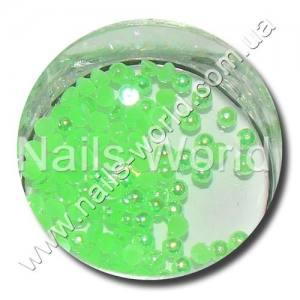 Жемчужинки перламутровые Nails World 08