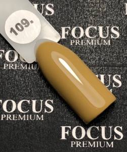 Гель лак Focus Premium, 8 мл №109